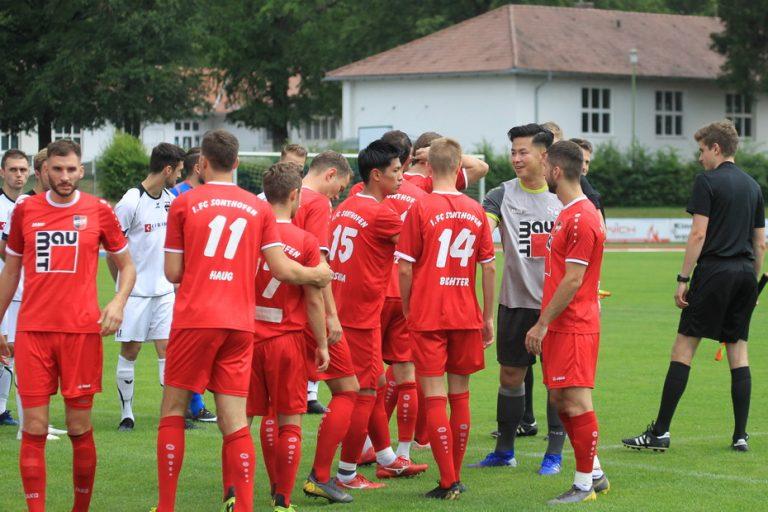 TuS Geretsried – 1.FC Sonthofen