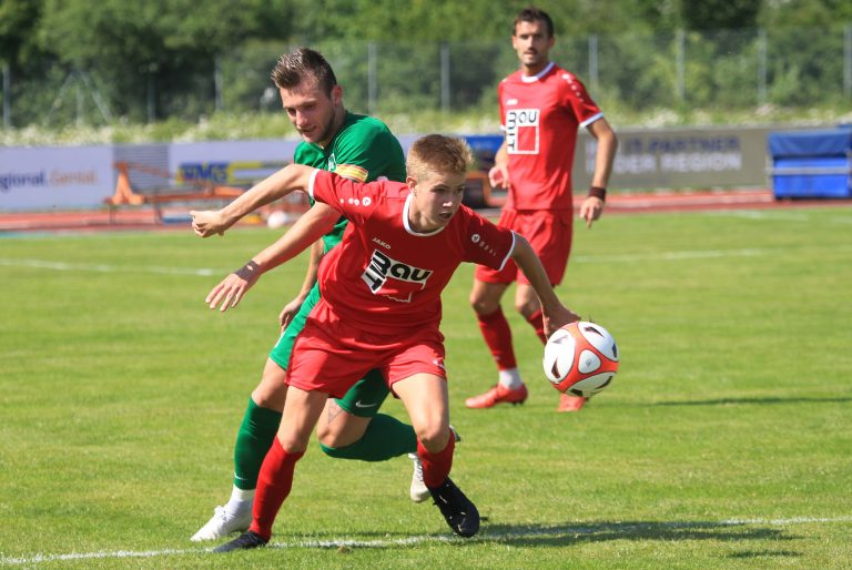 TuS Geretsried – 1.FC Sonthofen — (Vorbereitung)