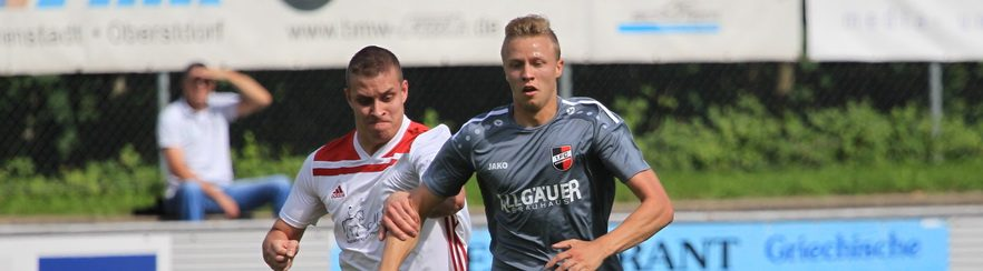 1.FC Sonthofen II – TSV Pfronten (Samstag)