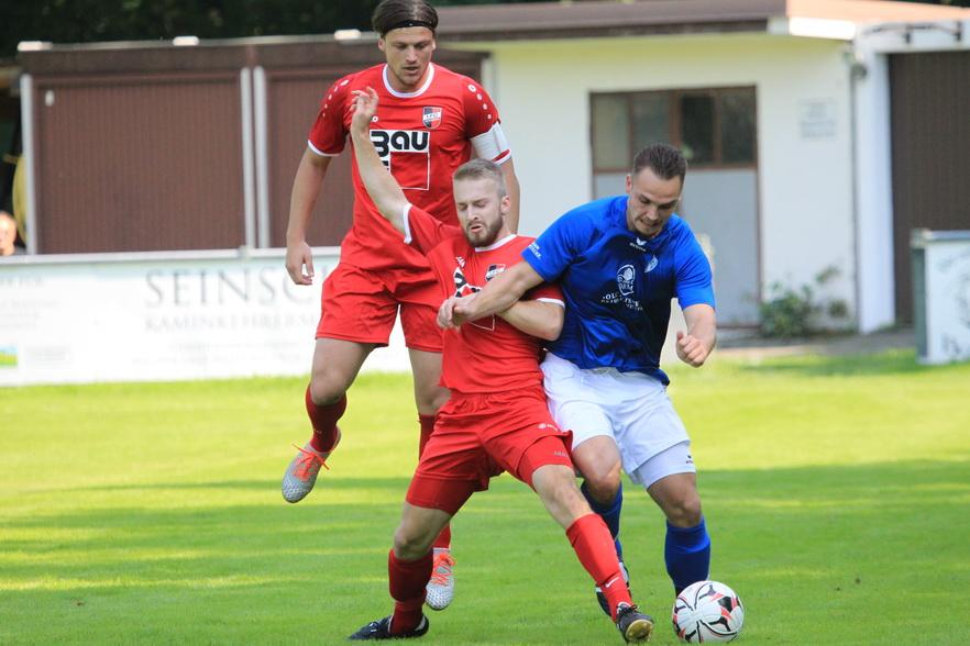 1.FC Sonthofen – SV Mering (Samstag) 1.FC Sonthofen II – TV Haldenwang (Samstag)