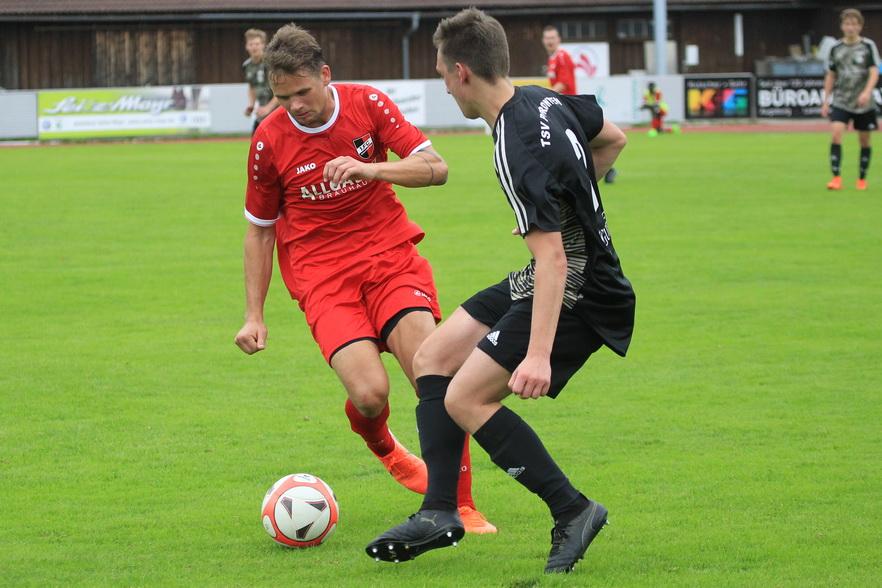 1.FC Sonthofen II – TSV Pfronten 0:0