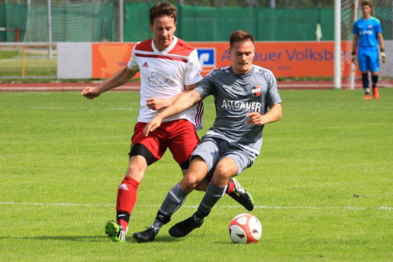 1.FC Sonthofen II – TSV Kottern II 1:2 (0:1)