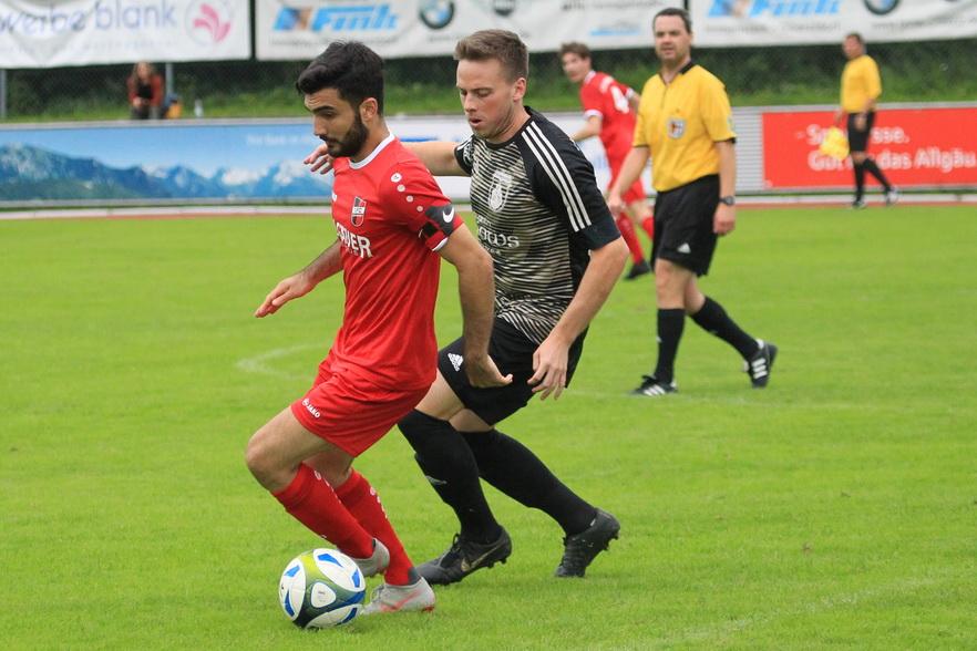 TSV Betzigau – 1.FC Sonthofen II (Sonntag)