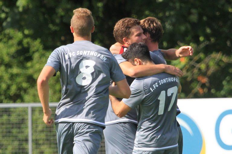 FC Wiggensbach – 1.FC Sonthofen II 1:1 (0:0)
