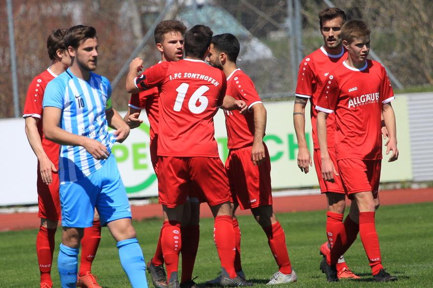 FC Wiggensbach – 1.FC Sonthofen II — (Samstag)