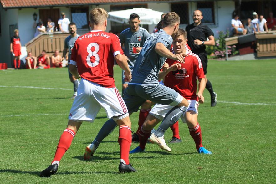 SV Egg a.d. Günz – 1.FC Sonthofen 2:1 (2:0)