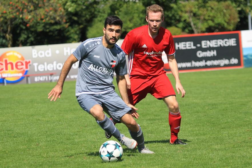 1.FC Sonthofen II – FC Wiggensbach 1:4 (1:2)
