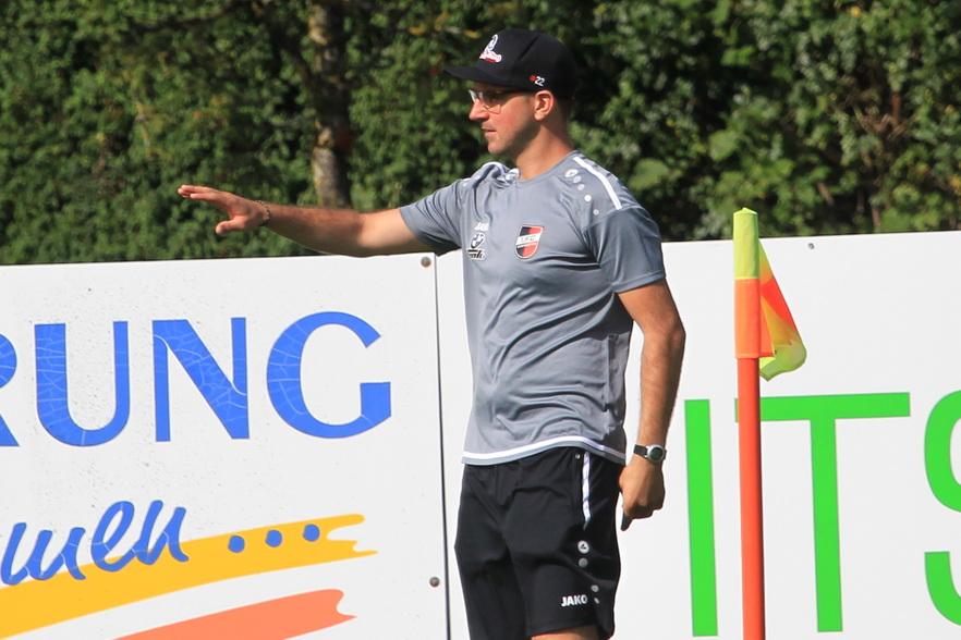 FCSII-Trainer Bernhard Jörg hört auf