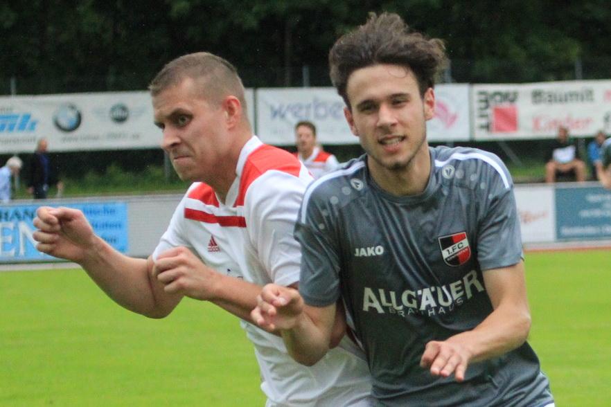 1.FC Sonthofen II – VfB Durach II (Samstag)