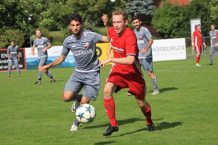1.FC Sonthofen II – SC Ronsberg 0:2 (0:0)