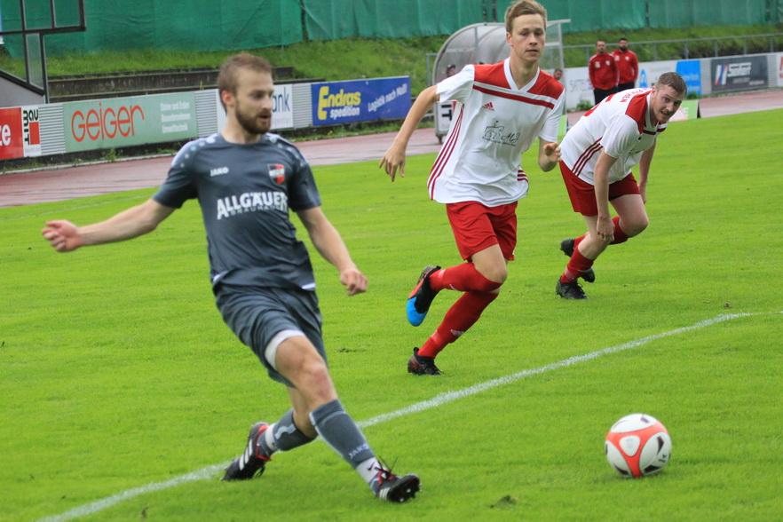 1.FC Sonthofen II – VfB Durach II 0:1 (0:0)