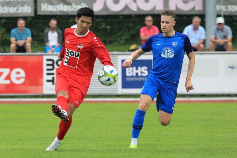 1.FC Sonthofen – SpVgg Kaufbeuren 4:2 (1:1)