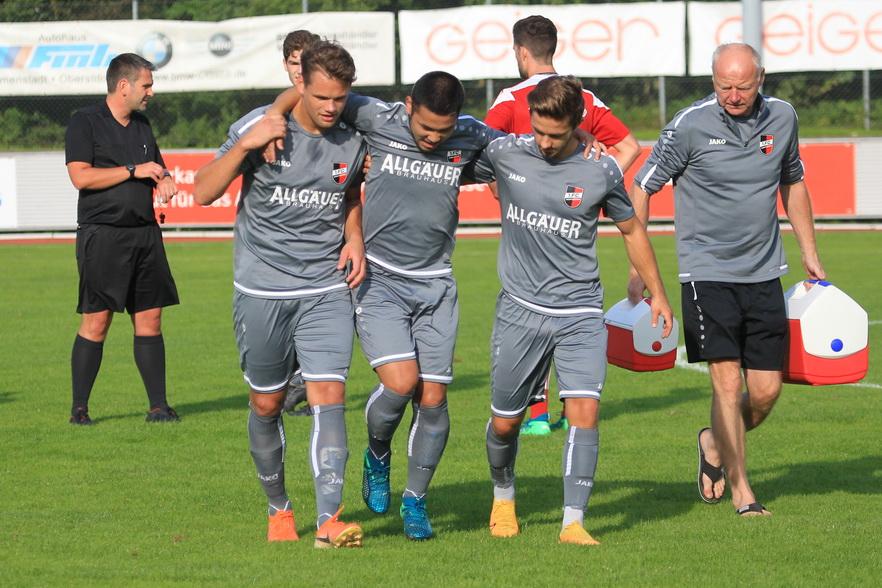 FC Füssen -1.FC Sonthofen II 2:1 (1:1)