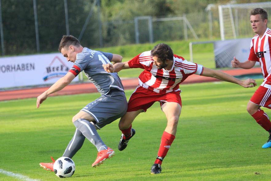 FC Oberstdorf – 1.FC Sonthofen II 2:0 (1:0)