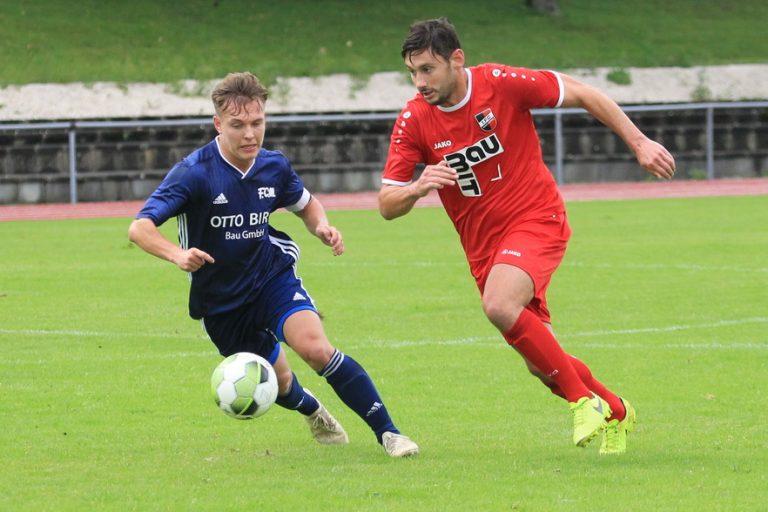 FC Memmingen II – 1.FC Sonthofen 0:1 (0:1)