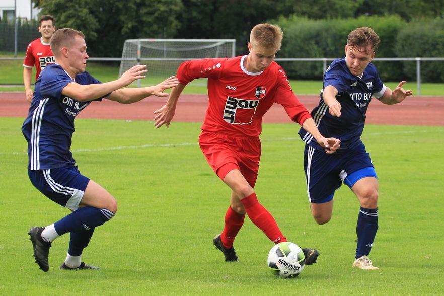 1.FC Sonthofen – VfR Neuburg (Freitag) 1.FC Sonthofen – FC Gundelfingen (Mittwoch)
