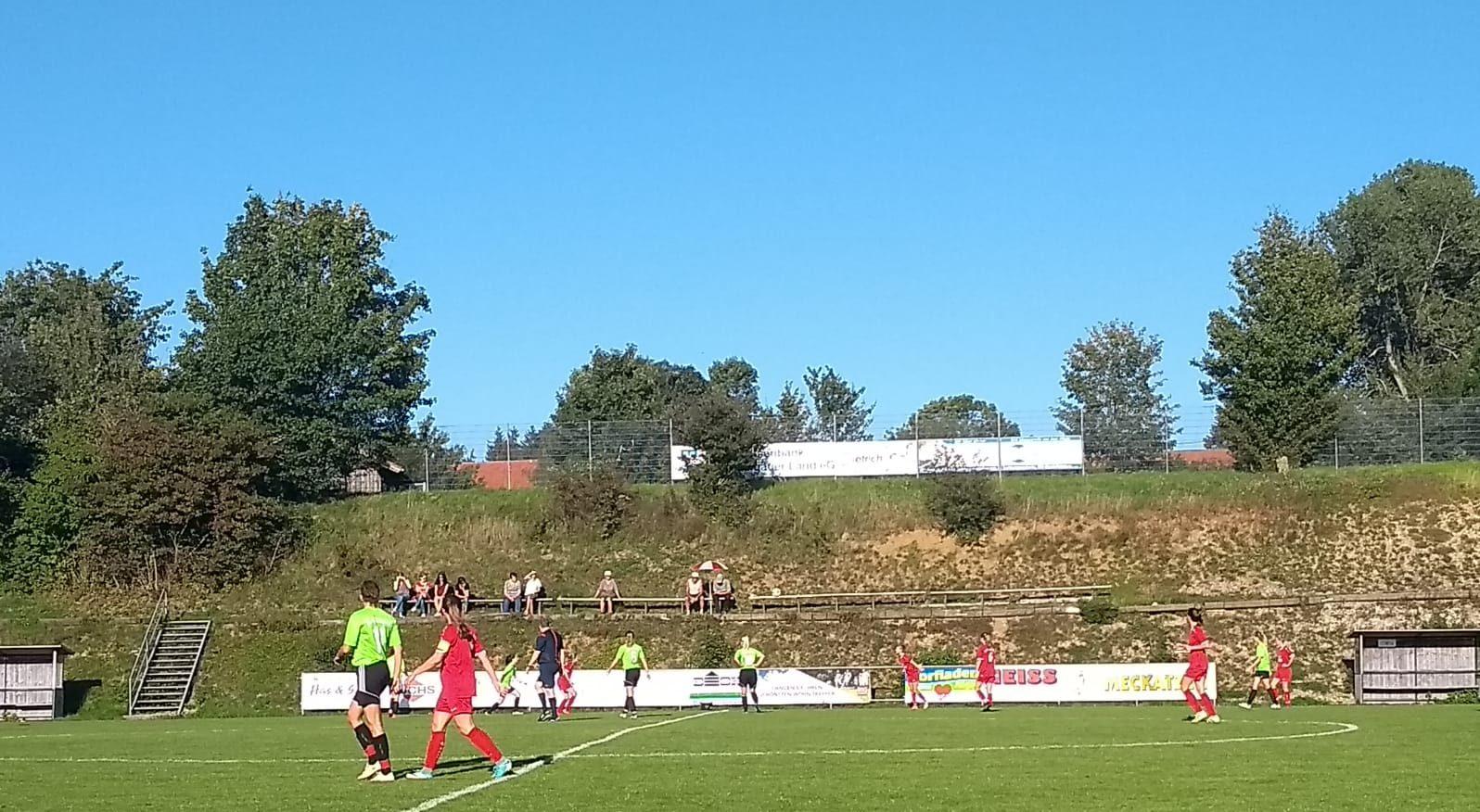 DJK Breitenthal – 1. FC Sonthofen 3:3 (0:1)
