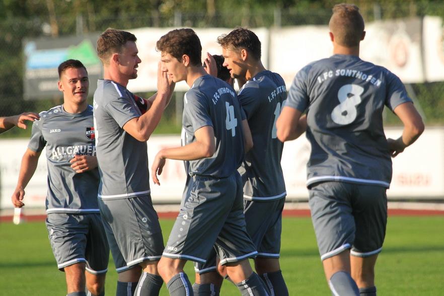 TV Weitnau – 1.FC Sonthofen II (Mittwoch)