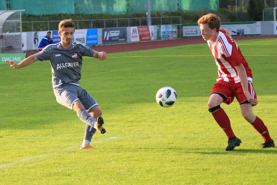 1.FC Sonthofen II – TSV Altusried 4:3 (0:1)