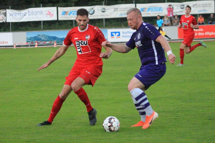 1.FC Sonthofen – VfR Neuburg 1:1 (1.1)