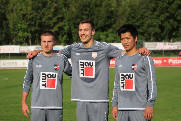 1.FC Sonthofen – TSV Gilching-Argelsried 5:0 (2:0)