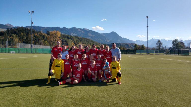 1. FC Sonthofen Damen – SV Freihalden 6:1 (1:2)