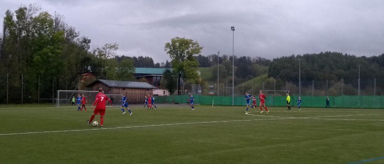 1. FC Sonthofen Damen – FC Blonhofen 4:2 (1:2)