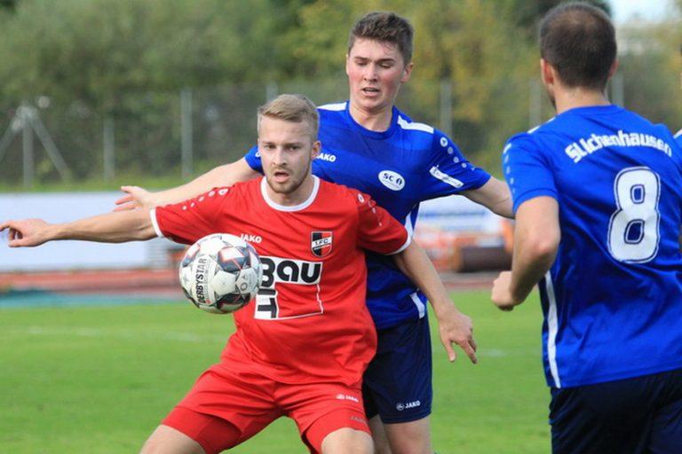 1.FC Sonthofen – SC Ichenhausen 3:0 (1:0)