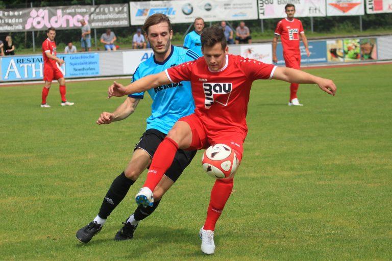 1.FC Sonthofen – SV Bad Heilbrunn (Samstag)