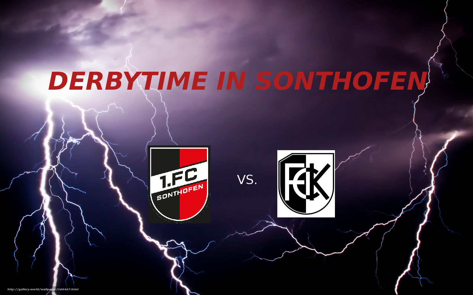DERBYTIME IN SONTHOFEN