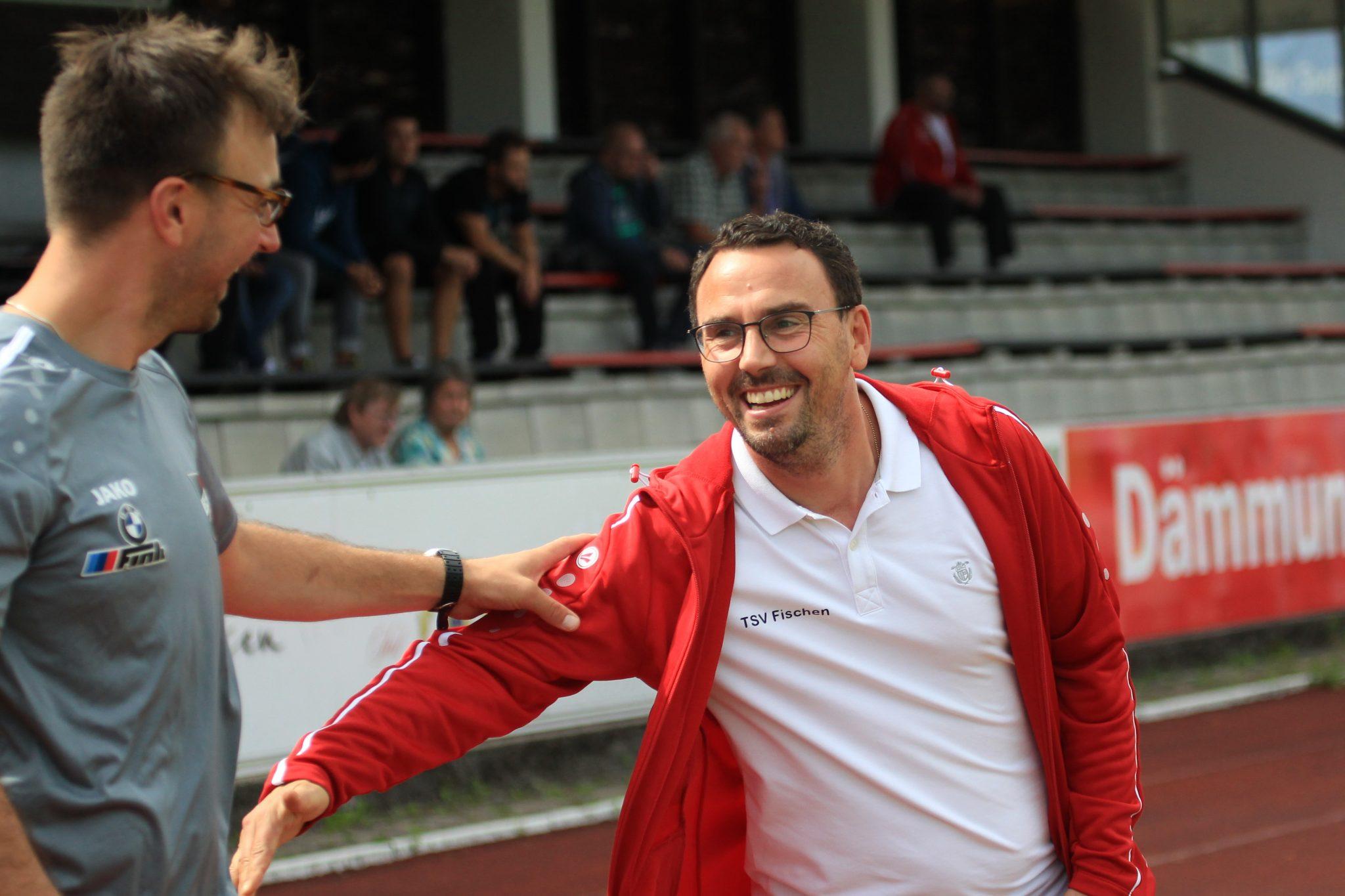 TSV Fischen – 1. FC Sonthofen    (Sonntag)