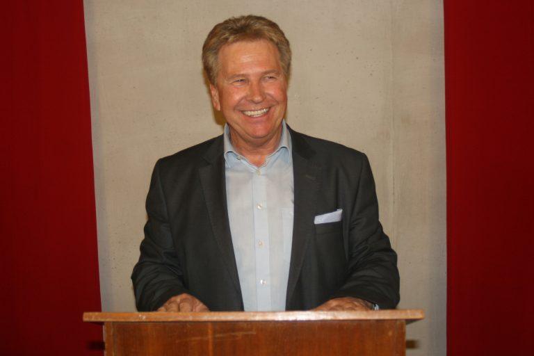 Ehrenpräsident Joschi Kreuzhagen wird 70!