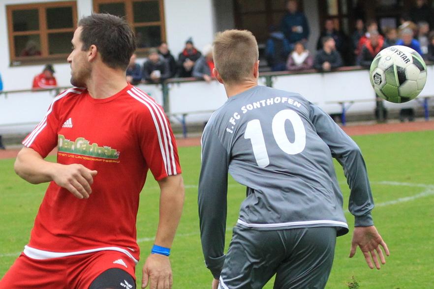 TSV Pfronten – 1.FC Sonthofen II (Samstag)