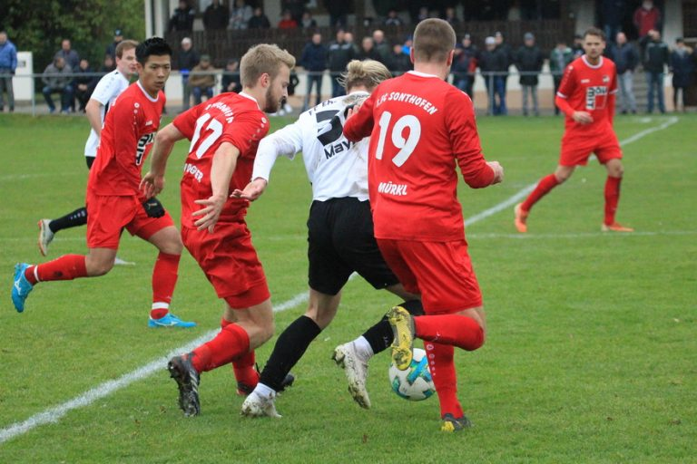 FC Ehekirchen – 1.FC Sonthofen 1:0 (0:0)