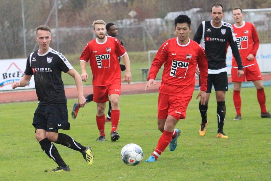 1.FC Sonthofen – TuS Geretsried 1:1 (0:1)
