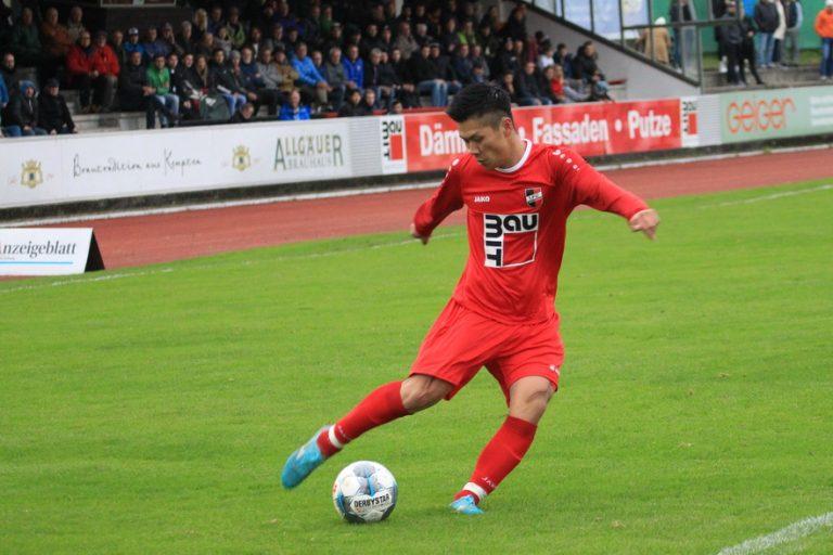 1.FC Sonthofen – FC Kempten 1:2 (0:0)