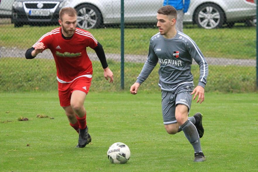 1.FC Sonthofen II – TSV Betzigau (Samstag)