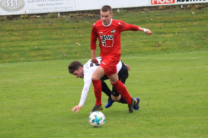 TSV Jetzendorf – 1.FC Sonthofen 1:2 (1:1)