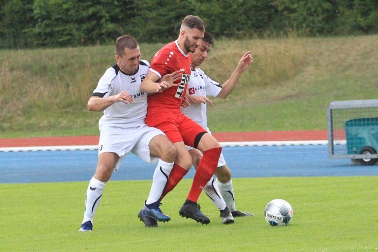 1.FC Sonthofen – TuS Geretsried (Samstag) TV Haldenwang – 1.FC Sonthofen II (Sonntag)