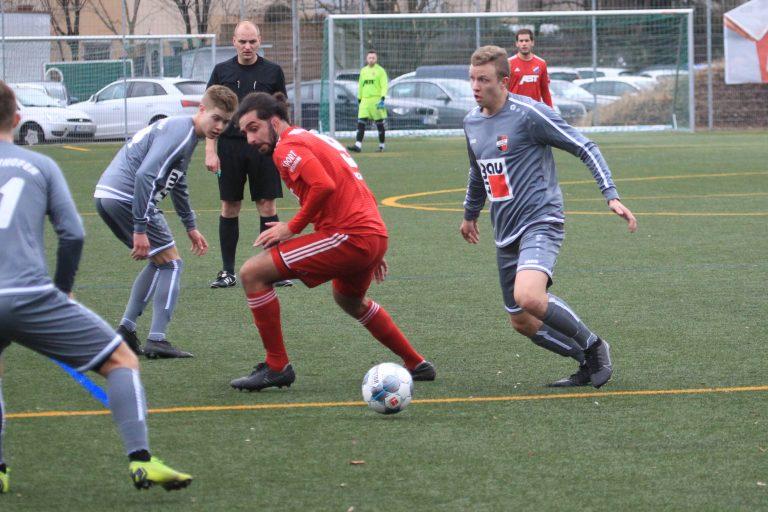 TSV Kottern – 1.FC Sonthofen 0:1 (0:1)