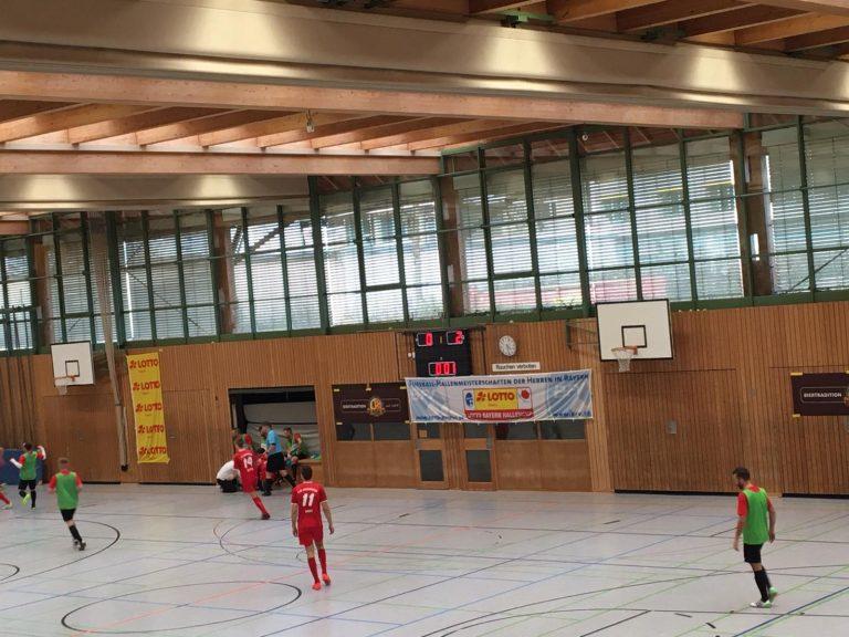 FCS spielt um schwäbischen Futsaltitel