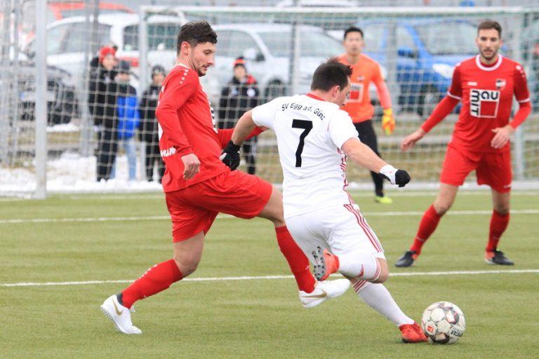 1.FC Sonthofen – SV Egg/Günz 1:1 (0:0)