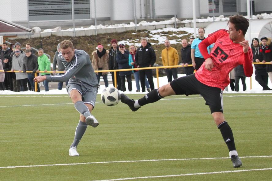 Totopokal: 1.FC Sonthofen – VfB Hallbergmoos 2:1 (2:0)