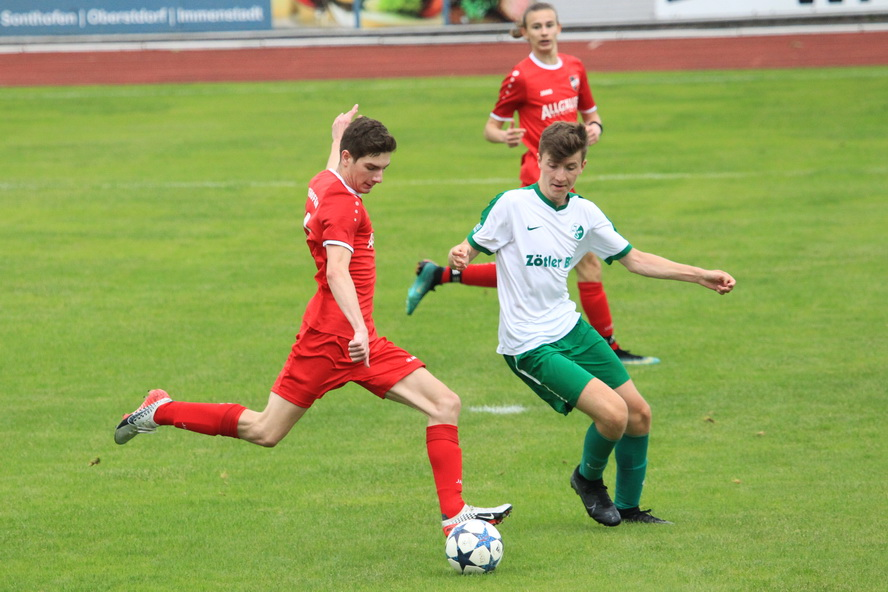 1.FC Sonthofen II – FC Immenstadt 4:1 (2:0)