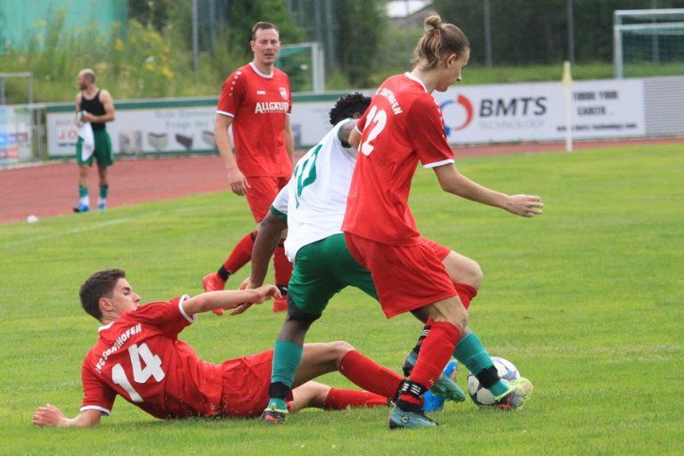 1.FC Sonthofen II – TSV Oberstaufen 3:1 (2:0)