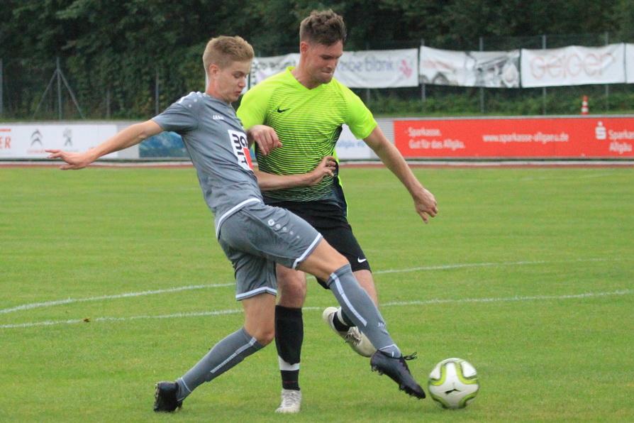 1.FC Sonthofen – DJK Ost Memmingen 6:0 (1:0)