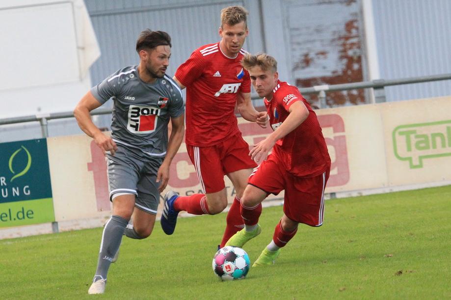 TSV Kottern – 1.FC Sonthofen 2:1 (1:1)