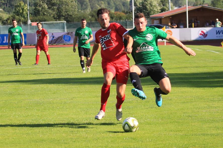 1.FC Sonthofen – TV Bad Grönenbach 7:2 (2:1)