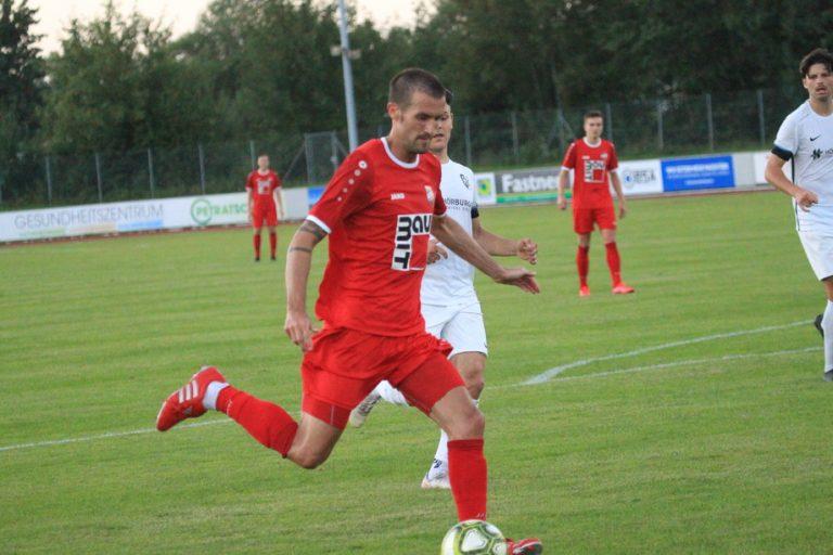 SpVgg Kaufbeuren – 1.FC Sonthofen (Sonntag) 1.FC Sonthofen II – TV Weitnau (Samstag)