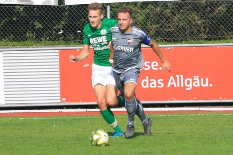 TSV Altusried – 1.FC Sonthofen II 2:5 (0:3)